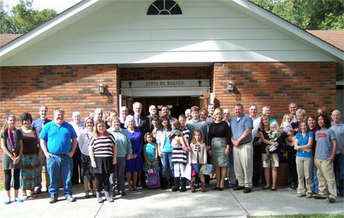 Christians in Dalton Georgia